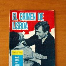 Comics - Espionaje - El crimen de Lisboa, nº 10 - Ediciones Toray 1966 - 130653708