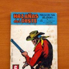 Tebeos: HAZAÑAS DEL OESTE - BUEN TRABAJO, HERMANO, Nº 223 - EDICIONES TORAY 1961. Lote 130673779
