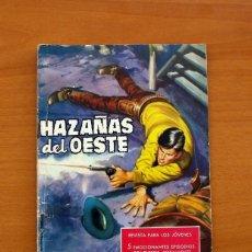 Tebeos: HAZAÑAS DEL OESTE - MISTERIO EN EL RANCHO, Nº 3 - EDICIONES TORAY 1961. Lote 130674134