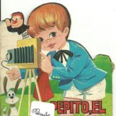 Tebeos: CUENTO TORAY PEPITO EL ENVIDIOSO,EDICIONES TORAY S.A.AÑO 1965. Lote 130762764