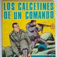 Livros de Banda Desenhada: HAZAÑAS BELICAS, Nº 199, AÑO 1966, EDICIONES TORAY. Lote 130779436