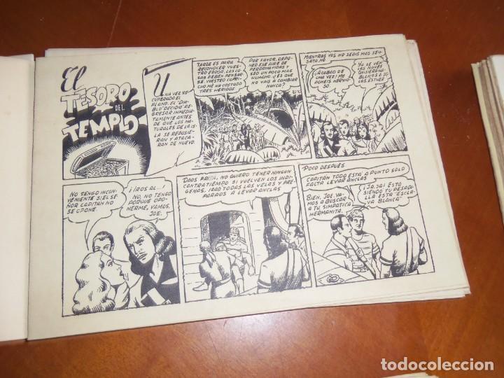 Tebeos: EL DIABLO DE LOS MARES--COLECCIÓN COMPLETA-- - Foto 7 - 130851272