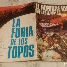 Giornalini: HAZAÑAS BELICAS Nº 158 - EL HOMBRE QUE NO SABIA MATAR - EDICIONES TORAY. Lote 131027416