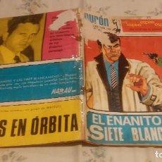 Tebeos: HURÓN Nº 23 EL ENATITO Y LAS SIETE BLANCANIEVES - TORAY 1968. Lote 131030164