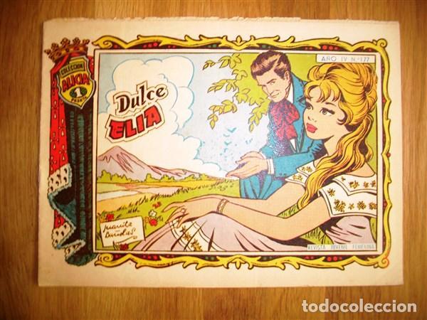 COLECCIÓN ALICIA. AÑO IV ; Nº 177 : DULCE ELIA (Tebeos y Comics - Toray - Alicia)