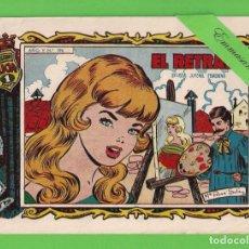 Tebeos: COLECCIÓN ALICIA - Nº 196 - EL RETRATO - (1959) - TORAY.. Lote 131498530