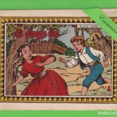 Tebeos: AZUCENA - Nº 30 - EL AMIGO FIEL - (1952) - TORAY.. Lote 131504010