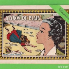 Tebeos: AZUCENA - Nº 587 - MANOS DE PLATA - (1950) - TORAY.. Lote 131506866