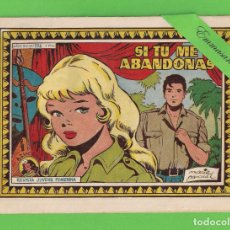 Tebeos: AZUCENA - Nº 596 - SI TU ME ABANDONAS - (1950) - TORAY.. Lote 131507674