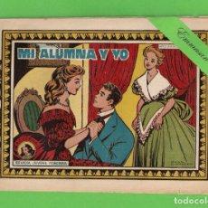 Tebeos: AZUCENA - Nº 597 - MI ALUMNA Y YO - (1950) - TORAY.. Lote 131507746