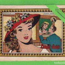 Tebeos: AZUCENA - Nº 600 - FINAL FELIZ - (1950) - TORAY.. Lote 131508022
