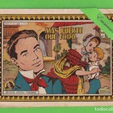 Tebeos: AZUCENA - Nº 606 - MÁS FUERTE QUE TODO - (1950) - TORAY.. Lote 131508598