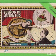 Tebeos: AZUCENA - Nº 612 - SUEÑOS DE JUVENTUD - (1950) - TORAY.. Lote 131509146