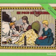 Tebeos: AZUCENA - Nº 634 - UN POCO DE FELICIDAD - (1960) - TORAY.. Lote 131512322