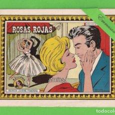 Tebeos: AZUCENA - Nº 639 - ROSAS ROJAS - (1960) - TORAY.. Lote 131512866