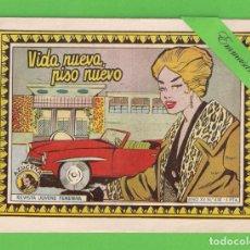 Tebeos: AZUCENA - Nº 640 - VIDA NUEVA, PISO NUEVO - (1960) - TORAY.. Lote 131512950