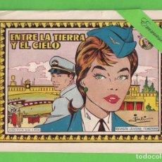 Tebeos: AZUCENA - Nº 644 - ENTRE LA TIERRA Y EL CIELO - (1960) - TORAY.. Lote 131513454