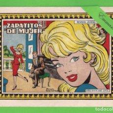 Tebeos: AZUCENA - Nº 648 - ZAPATITOS ''DE MUJER'' - (1960) - TORAY.. Lote 131514034