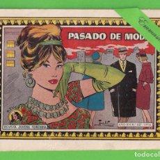 Tebeos: AZUCENA - Nº 650 - PASADO DE MODA - (1960) - TORAY.. Lote 131514458