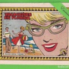 Tebeos: AZUCENA - Nº 651 - VACACIONES EN FLORIDA - (1960) - TORAY.. Lote 131514594