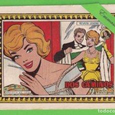 Tebeos: AZUCENA - Nº 653 - DOS CAMINOS - (1960) - TORAY.. Lote 131515110