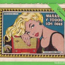 Tebeos: AZUCENA - Nº 652 - MAÑANA Y TODOS LOS DÍAS - (1960) - TORAY.. Lote 131515810