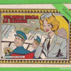 Tebeos: AZUCENA - Nº 659 - VOLANDO HACIA LA ILUSIÓN - (1960) - TORAY.. Lote 131516330