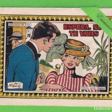 Tebeos: AZUCENA - Nº 669 - ESPERA, NO TE VAYAS - (1960) - TORAY.. Lote 131518094
