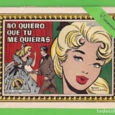 Tebeos: AZUCENA - Nº 670 - NO QUIERO QUE TÚ ME QUIERAS - (1960) - TORAY.. Lote 131518222