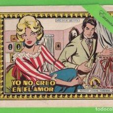 Tebeos: AZUCENA - Nº 683 - YO NO CREO EN EL AMOR - (1960) - TORAY.. Lote 131519846