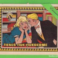 Tebeos: AZUCENA - Nº 686 - TIENES QUE QUERERME - (1961) - TORAY.. Lote 131520150