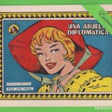 Tebeos: AZUCENA - Nº 695 - UNA ABUELA DIPLOMÁTICA - (1961) - TORAY.. Lote 131520866