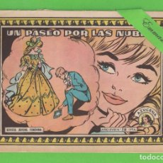 Tebeos: AZUCENA - Nº 758 - UN PASEO POR LAS NUBES - (1962) - TORAY.. Lote 131521598