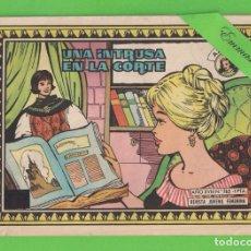 Tebeos: AZUCENA - Nº 765 - UNA INTRUSA EN LA CORTE - (1962) - TORAY. Lote 131522806