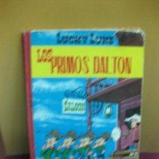 Tebeos: LOS PRIMOS DALTON. LUCKY LUKE. EDICIONES TORAY 1969. TAPA DURA. Lote 131523378