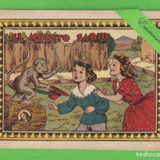Tebeos: AZUCENA - Nº 80 - EL MONITO SABIO - (1950) - TORAY. Lote 145587266