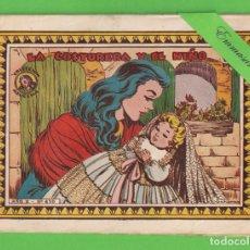 Tebeos: AZUCENA - Nº 430 - LA COSTURERA Y EL NIÑO - (1950) - TORAY.. Lote 131525578