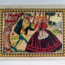 Tebeos: COLECCION AZUCENA EL PAJARO DE LAS NUBES Nº 338 TORAY. Lote 131636242
