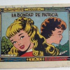 Tebeos: COLECCION GRACIELA LA BONDAD DE PATRICIA Nº 50 TORAY. Lote 131644150