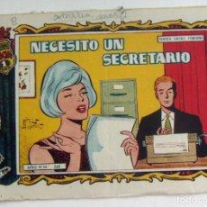 Tebeos: COLECCION ALICIA NECESITO UN SECRETARIO Nº 269 TORAY. Lote 131647858