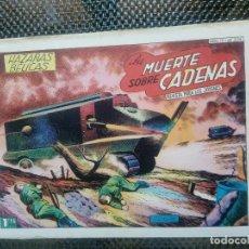 Tebeos: HAZAÑAS BELICAS Nº 204, EDT. TORAY 1955 - ORIGINAL (M-5). Lote 131837010