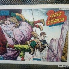 Tebeos: HAZAÑAS BELICAS Nº 206, EDT. TORAY 1955 - ORIGINAL (M-5). Lote 131847594