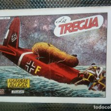 Tebeos: HAZAÑAS BELICAS Nº 187, EDT. TORAY 1955 - ORIGINAL (M-5). Lote 131848758