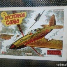 Tebeos: HAZAÑAS BELICAS Nº 186, EDT. TORAY 1955 - ORIGINAL (M-5). Lote 131849150