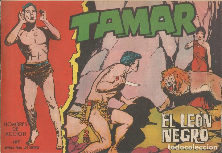 TAMAR EDICIONES TORAY Nº 127 (Tebeos y Comics - Toray - Tamar)