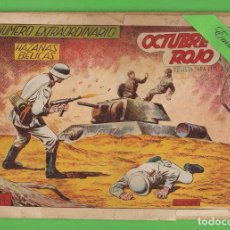 Tebeos: HAZAÑAS BÉLICAS - Nº 189 - EXTRAORDINARIO - OCTUBRE ROJO - (1957) - TORAY.. Lote 132025794