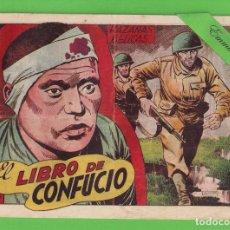 BDs: HAZAÑAS BÉLICAS - Nº 75 - EL LIBRO DE CONFUCIO - (1953) - TORAY.. Lote 132154534