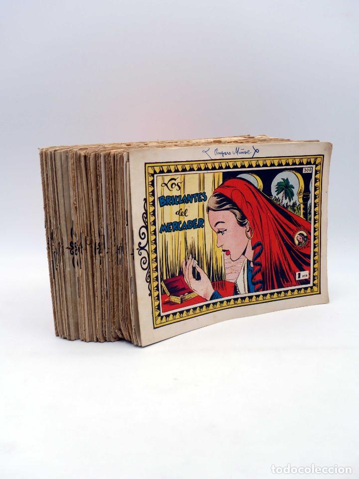 Tebeos: AZUCENA 1 A 844. GRAN LOTE DE 677+46 NºS. VER LISTA (Ana María / Maite) Toray, 1958 - Foto 5 - 132262767