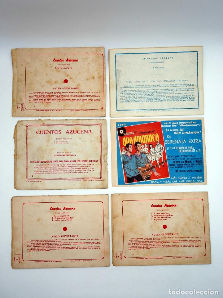 Tebeos: AZUCENA 1 A 844. GRAN LOTE DE 677+46 NºS. VER LISTA (Ana María / Maite) Toray, 1958 - Foto 13 - 132262767
