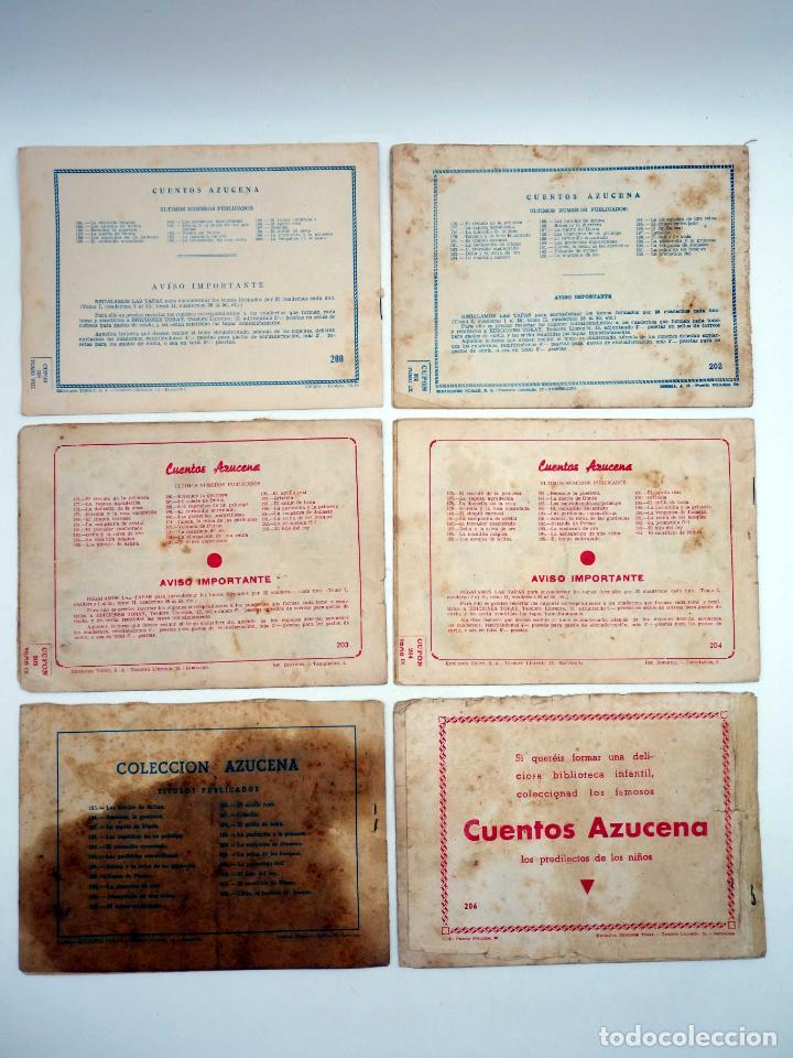 Tebeos: AZUCENA 1 A 844. GRAN LOTE DE 677+46 NºS. VER LISTA (Ana María / Maite) Toray, 1958 - Foto 23 - 132262767